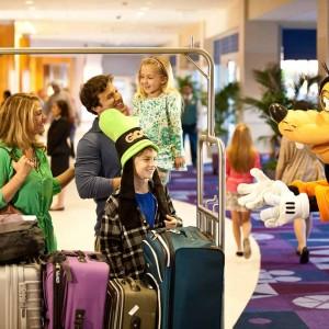 Hoteles-Disney